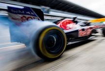 2016 RUSSIAN GRAND PRIX / 2016 Formula 1 Russian Grand Prix, Sochi Autodrom - Scuderia Toro Rosso: Carlos Sainz, Max Verstappen, STR11.