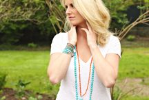 Lady Faith Summer 2015 style / Lady Faith malas, wrap bracelets, and scarves are what is trending this summer! / by Lady Faith