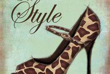 illustrazioni scarpe