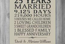 25 Házassági évforduló