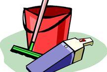 Trucos de hogar para la limpieza / Para limpiar, no es necesario gastar una fortuna en productos de limpieza, ya que los ingredientes naturales son perfectos para dejar la casa como los chorros del oro.