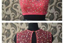 Mallika - Blouse patterns I like