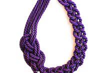 Collane di corda