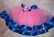 dla dziewczynek tutu tutu / diy spódniczki dla małych i większych panienek