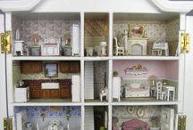 Miniature Doll Houses