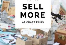A craft fair display ideas