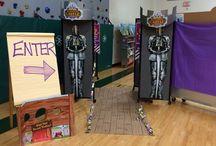 Book Fair... Medieval Knight