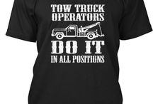 Tow Truck Stuff / by Diane Holding