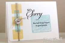 Stampin' Up! So Sorry