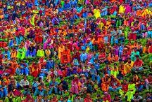 Colorful / by Karen Boudreau