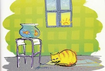 For the Cat Lovers / by Jennifer Oxenford