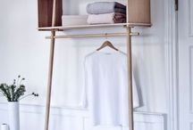 open style closets