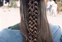 Penteados trançados