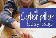 Busy Activities for Toddler through 1st Grade