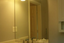 Our Bathroom remodels / These are some of our bathroom remodels. More photos to come!