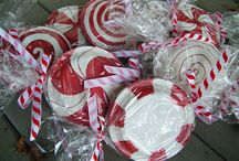 Christmas-Candy Decor