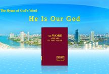 """The Hymn of God's Word """"He Is Our God""""   The Church of Almighty God"""