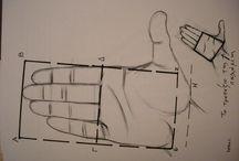 αγιογραφία χέρια