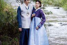 Prewedding Hanbok