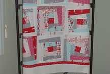 Patchwork Wonky Blocks / by Cáu ~..~ Pano e Papel