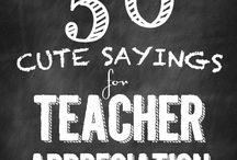 Teacher Appreciation Week Celebration Ideas