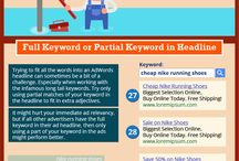 Google Adwords & PPC Campaigns Infographics