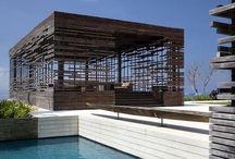 Landscape architekture / Zahradní architektura