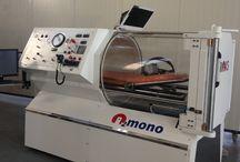Monoplace chambers / Monoplace chamber O2 mono