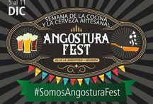 Angostura Fest / Semana de la Cocina y la Cerveza Artesanal - Villa La Angostura. Del 05 al 11 de diciembre 2016