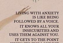 Anxiety anyone?