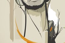 illustration / Иллюстрации, зарисовки