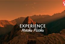 Experience Machu Picchu / See what some of our past travelers were able to see in person!