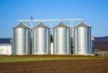 Rice Husk Storage silo, Wood Chips Storage Silo suppliers in India
