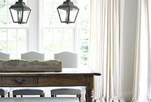 dining rooms / by Shannon Luehrs