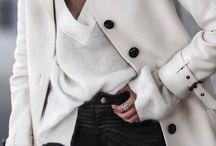 White - winter