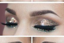 Maquillaje brillos