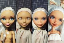 Dolls - MH Custom