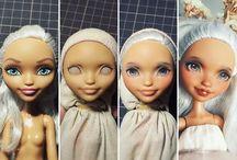 куклы дел