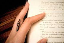 Tattoos / by Morgan Orand