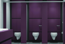 RAPID FIT RANGE / RapidFit Toilet Cubicles from Rearo offer an instant, off-the-shelf solution for quick building, renovation or refurbishment projects. With the power to transform even the most basic facility into a modern, functional wash room, these unique toilet cubicles provide an easy solution for any time-dependent project.