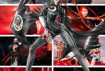 Characters: Bayonetta