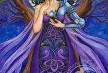 Fairies and Elves / by Tara Woodard