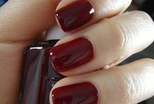 Nails, dark