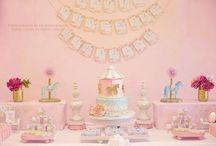 Baby Girl Birthday Party ideas... / by MNZ