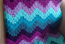 blanket throw aghan [free crochet patterns] / How to crochet aghans, blankets, bedspread etc.