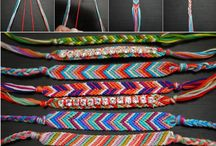 friendship bracelets / by Laura