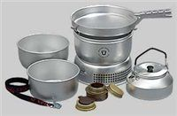 Camping Stoves and Accessories