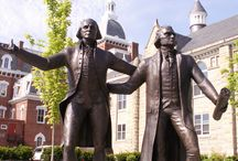 Find George & Tom / by Washington & Jefferson College