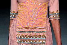 Manish Arora / Prints,color combinations,motifs,placements & silhouttes