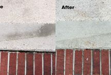 Before and Afters / Some before and after shots of work from Grout Tech of Alabama!